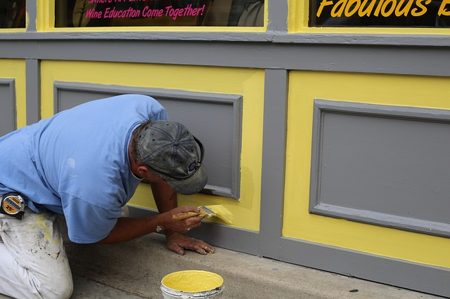 Now Hiring – Commercial Painter
