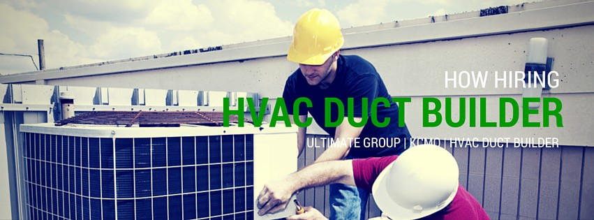 Commercial HVAC Duct Builder